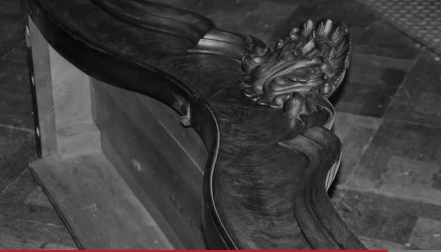 Detail kast