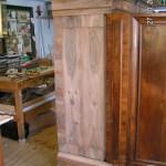 Noten fineer antiek-restaureren