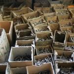 antiek-restaureren schroeven