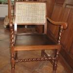 antiek-restaureren stoel deventer